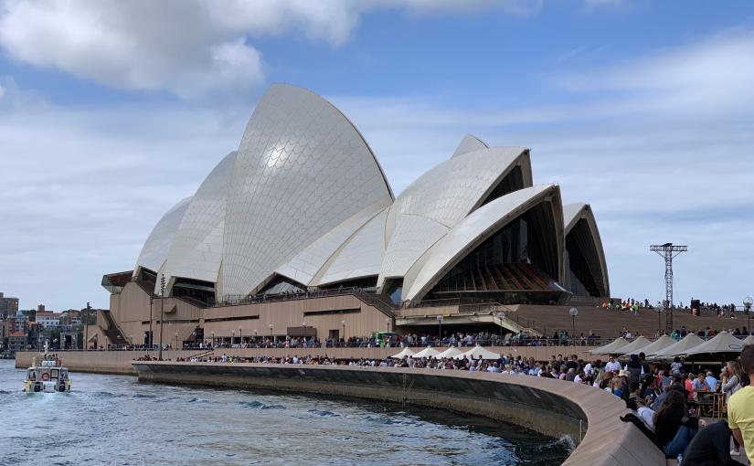 Australia Day 1