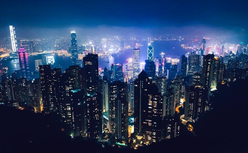 Hong Kong fromabove